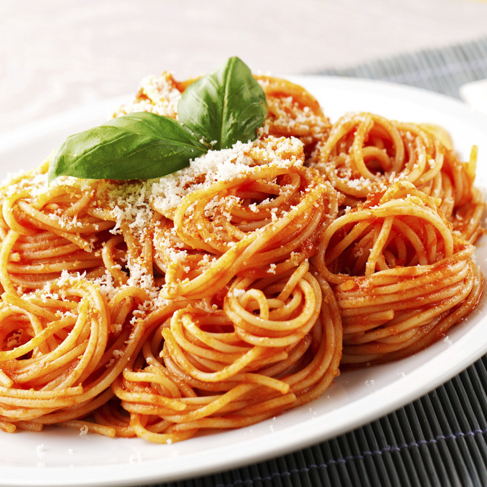Картинка итальянских макарон